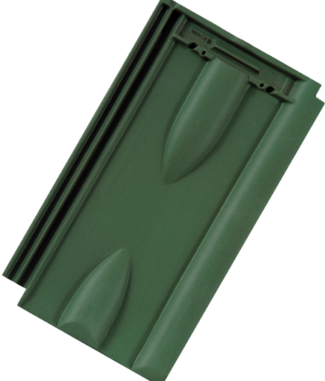 Norma Engobe dunkelgrün