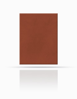Dachplatte 40/30 Rot