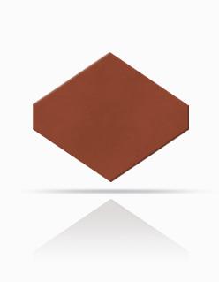 Rhombus-Schablone 40/44 Rot